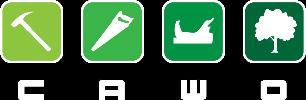 Cawo Logo hvid